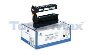 KONICA MINOLTA MAGICOLOR 5430 TONER BLACK 120V (TYPE AM) (1710580001)