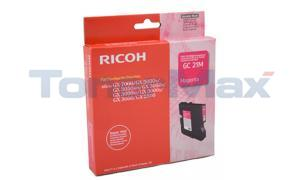 RICOH GX3000 GC21M PRINT CARTRIDGE MAGENTA 1K (405534)