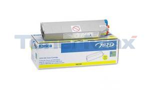 KONICA 7821 TYPE C3 TONER CARTRIDGE YELLOW (950-190)