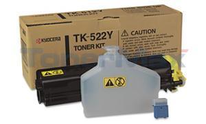 KYOCERA MITA FS-C5015N TONER YELLOW (TK-522Y)