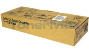 RICOH AFICIO CL-3000 TYPE 125 TONER CASSETTE BLACK (400963)