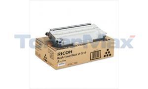 RICOH AFICIO SP C210 TONER BLACK (406121)
