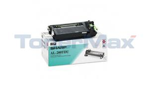 SHARP AL-2080 TONER CARTRIDGE BLACK (AL-200TDU)