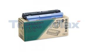 SHARP UX-3600 TONER/DEVELOER CARTRIDGE BLACK (UX-36ND)