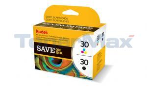KODAK NO.30 INK COMBO PACK (8781098)