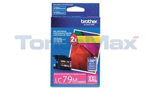 BROTHER MFC-J6910DW INK CARTRIDGE MAGENTA SUPER HIGH YIELD (LC-79M)