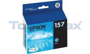 EPSON STYLUS PHOTO R3000 INK CARTRIDGE CYAN (T157220)