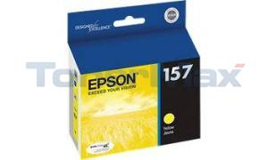 EPSON STYLUS PHOTO R3000 INK CARTRIDGE YELLOW (T157420)
