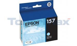 EPSON STYLUS PHOTO R3000 INK CARTRIDGE LIGHT CYAN (T157520)