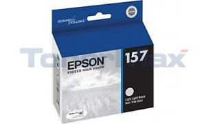 EPSON STYLUS PHOTO R3000 INK CARTRIDGE LIGHT LIGHT BLACK (T157920)