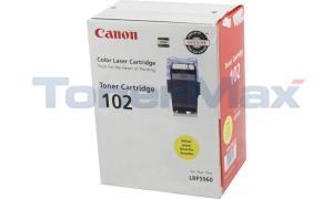 CANON CRG-102 TONER YELLOW (9642A006)