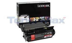 LEXMARK T644 PRINT CARTRIDGE BLACK 6K (64035SA)