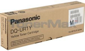 PANASONIC DP-CL-21 TONER CART YELLOW (DQ-UR1Y)