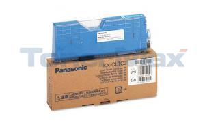 PANASONIC KX-CL400 TONER CARTRIDGE CYAN 6K (KXCLTC3)
