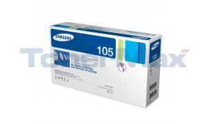SAMSUNG © ML-2525 TONER CARTRIDGE BLACK (MLT-D105S/XAA)