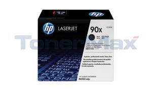 HP LASERJET M4555 MFP TONER CARTRIDGE BLACK 24K (CE390X)