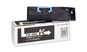 KYOCERA MITA FS-C8500DN TONER KIT BLACK (TK-882K)