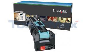 LEXMARK W850 PHOTOCONDUCTOR KIT (W850H22G)