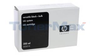 HP TIJ 2.5 BULK INK CARTRIDGE VERSATILE BLACK (Q2321A)