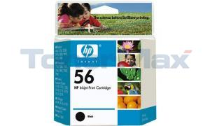 HP NO 56 INK BLACK (C6656AN)