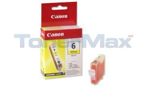CANON BCI-6Y INK TANK YELLOW (4708A003)