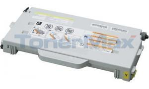Compatible for BROTHER HL-2700CN TONER YELLOW (TN-04Y)