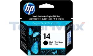 HP NO 14 INKJET BLACK (C5011DN)