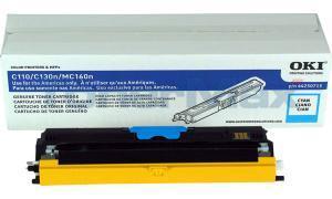 OKI C110 TONER CARTRIDGE CYAN HY (44250715)