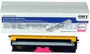 OKI C110 TONER CARTRIDGE MAGENTA (44250710)