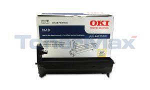 OKI C610 IMAGE DRUM YELLOW (44315101)