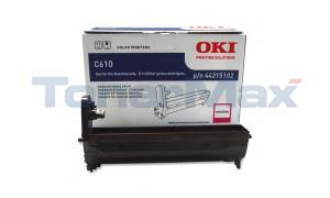 OKI C610 IMAGE DRUM MAGENTA (44315102)