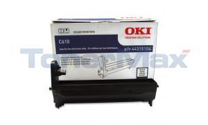 OKI C610 IMAGE DRUM BLACK (44315104)