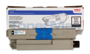OKI C530DN TONER CARTRIDGE BLACK (44469802)