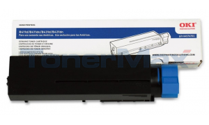 OKI B411D TONER CARTRIDGE BLACK (44574701)