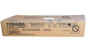 TOSHIBA E-STUDIO 5520C TONER CARTRIDGE BLACK (T-FC55-K)