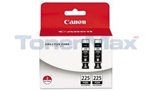 CANON PIXMA IX6520 INK TANK BLACK TWIN-PACK (4530B007)