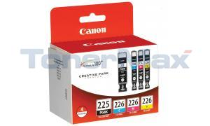 CANON PIXMA IX6520 INK BLACK/COLOR VALUE PACK (4530B008)