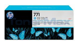 HP NO 771 DESIGNJET INK CTG LIGHT CYAN (CE042A)