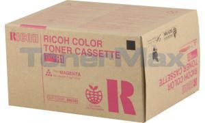 RICOH AFICIO 3228C 3245C TYPE R1 TONER CASSETTE MAGENTA (888342)