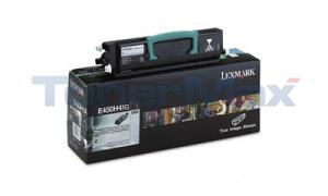 LEXMARK E450 RP TONER CART BLACK TAA 11K (E450H41G)