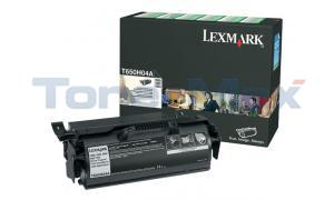 LEXMARK T650N RP PRINT CART FOR LABEL APPS 25K (T650H04A)