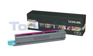 LEXMARK X925 TONER CART MAGENTA 7.5K (X925H2MG)