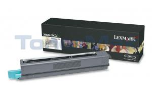 LEXMARK X925 TONER CART BLACK 8.5K (X925H2KG)