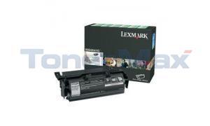 LEXMARK X654 TONER CARTRIDGE BLACK XHY RP TAA (X654X41G)
