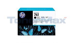 HP NO 761 INK CARTRIDGE MATTE BLACK 400ML (CM991A)