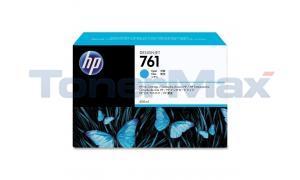 HP NO 761 INK CARTRIDGE CYAN 400ML (CM994A)