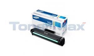 SAMSUNG ML-1660 TONER CARTRIDGE BLACK (MLT-D104S/XAA)