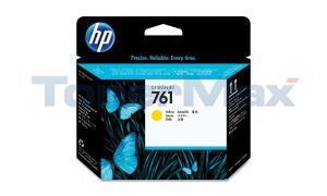 HP NO 761 PRINTHEAD YELLOW (CH645A)