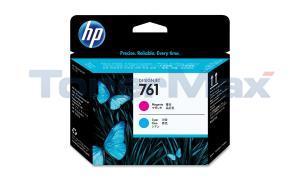 HP NO 761 PRINTHEAD MAGENTA/CYAN (CH646A)