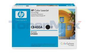 HP CLR LJ CP4005 GOV PRINT CART BLACK (CB400AG)